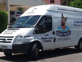 Pet Móvel - Ford Transit