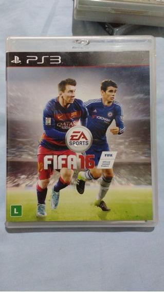 Fifa 16 - Mídia Física - Ps3