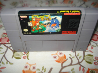 Super Mario World 2 Yoshis Island Nintendo Snes No Envio