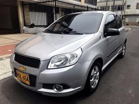 Chevrolet Aveo Emotion Gt 1600 Cc 3p Aa 1ab 1600cc