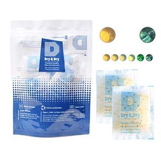 Seco Seco 50 Gramos [12 Paquetes] Comida Calidad Premium Na