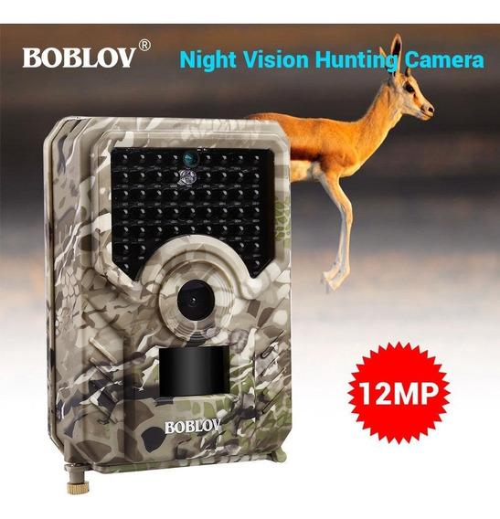 Câmera De Trilha Ceva Visão Noturna Pr-200 2 Baterias Brinde