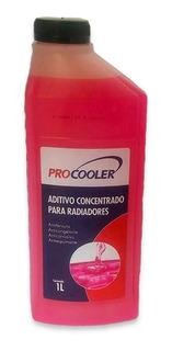 Aditivo Para Radiador Concentrado Rosa 1 Litro Procooler
