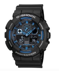 G Shock Ga-100-1a2 Legitimo Frete Grátis Envio 24 Hs