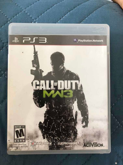 Call Of Duty Mw3 Ps3 | R$ 10,00