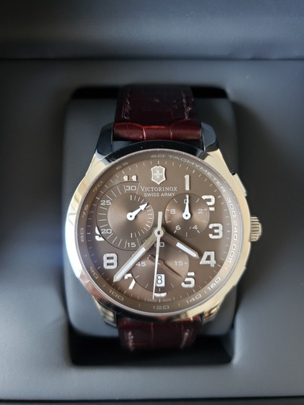 Relógio Victorinox Swiss Alliance/ 241297/ Zerado Confira