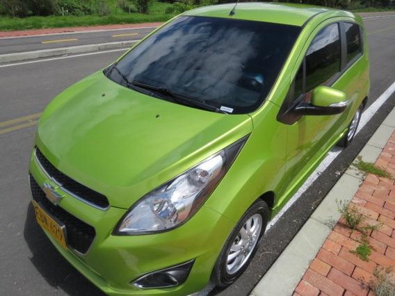 Chevrolet Spark Gt Abs Ltz Unico Dueño