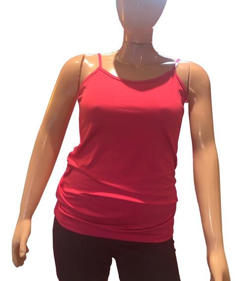 Musculosa Basica Excelente Modal Colores Talle Grande