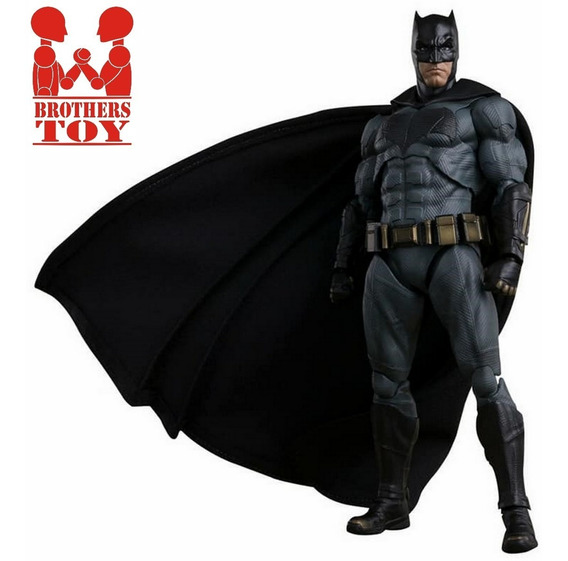 Batman Sh Figuarts Bandai - Liga Da Justiça - Justice League