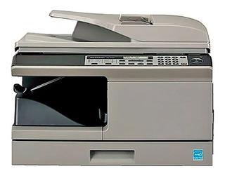 Multifuncional Laser Sharp Al-2031 Negro Oficio Scan A Color