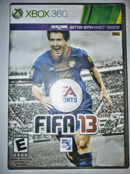 Xbox 360 - Fifa 13 - Original Europe