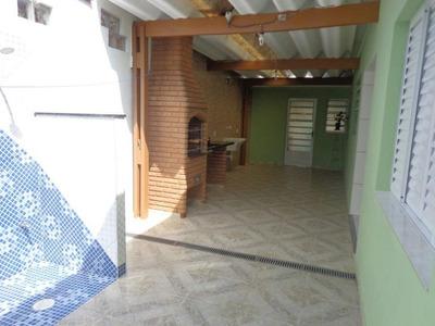 Casa Em Vila Mirim, Praia Grande/sp De 126m² 3 Quartos À Venda Por R$ 330.000,00 - Ca199710