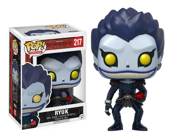 Death Note Boneco Pop Funko Ryuk #217