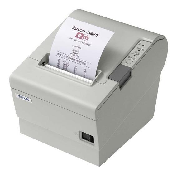 Impressora Termica Epson Não Fiscal Tm T88iii M129c Paralela