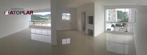 Apartamento À Venda, 154 M² Por R$ 1.650.000,00 - Centro - Balneário Camboriú/sc - Ap1504