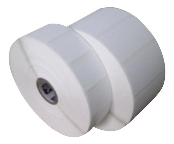 Rollo Etiquetas P/zebra 1.25 X 1(3.2 X 2.6 Cm)2340 Unid.
