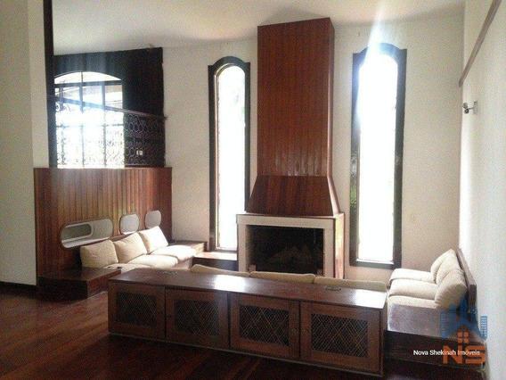 Casa Residencial À Venda, Jardim Marajoara, São Paulo - Ca3191. - Ca3191