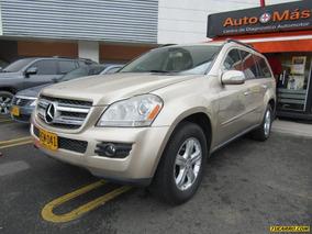 Mercedes Benz Clase Gl Gl 450 4.7 At