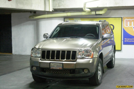 Jeep Grand Cherokee Secuencial