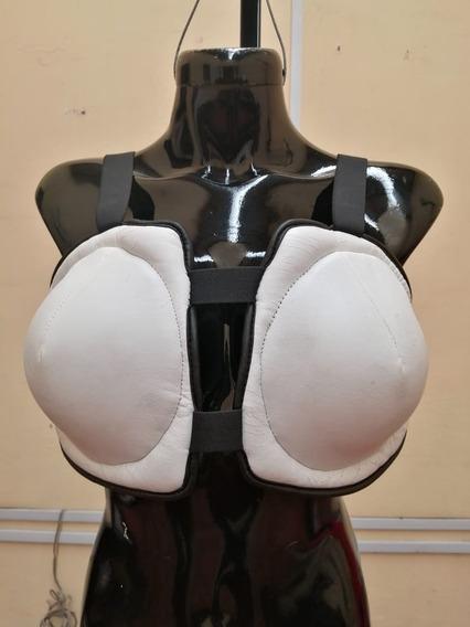 Protector De Pecho Sport Bra Mujer Dama T-m