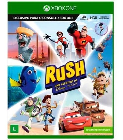 Rush Aventura Disney - Jogo Infantil - Midia Fisica Xbox One