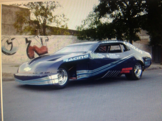 Chevrolet Chevy Dragster 1/4 De Milla
