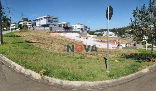 Imagem 1 de 12 de Terreno À Venda, 1062 M² Por R$ 594.731,20 - Reserva Santa Maria - Jandira/sp - Te1042