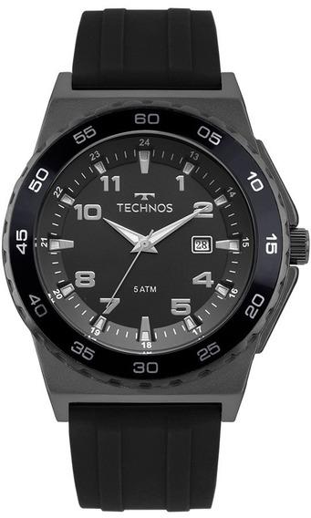 Relógio Technos Masculino Racer Preto 2115mqo/8p Original