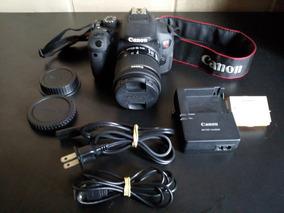Câmera Canon Rebel Eos T5i Com Acessórios (novíssima)