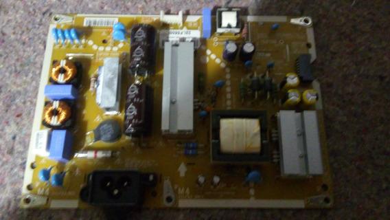 Placa Da Fonte Tv Lg Modelo 32lf550b