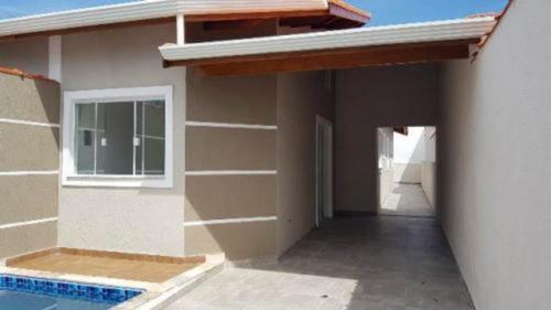 Casa Nova Com Piscina No Bopiranga Em Itanhaém - 4995 | Npc