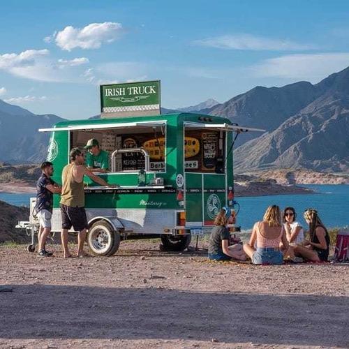 Foodtruck Monterrey 100 W Full Con Freno Completo