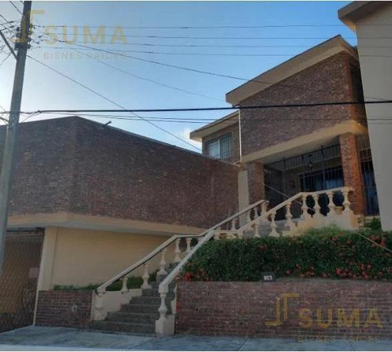 Casa En Renta, Col. Loma De Rosales, Tampico.