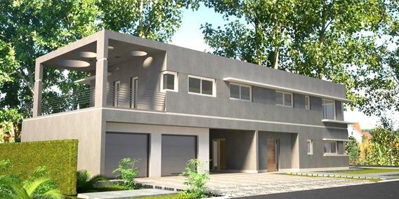 Casa En Barrio Privado - Lote Interno
