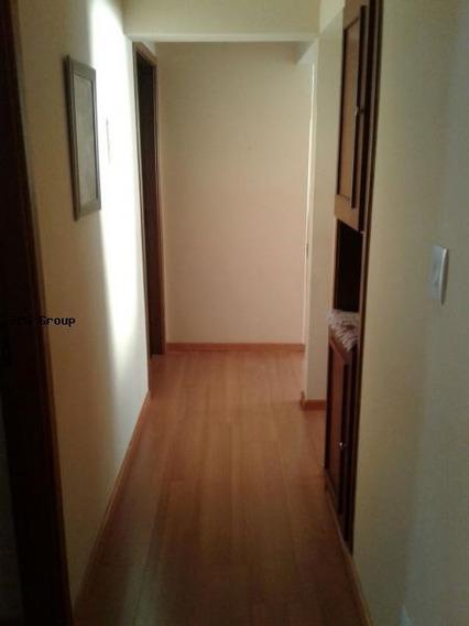 Apartamento Para Venda Em Ponta Grossa, Centro, 3 Dormitórios, 1 Suíte, 1 Vaga - J-0004