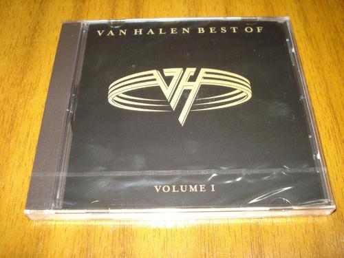 Cd Van Halen / Best Of Volume 1 (nuevo Y Sellado) Europeo