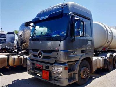Mb Actros 2646 6x4 2015 C/ Carreta De Combustível 2015