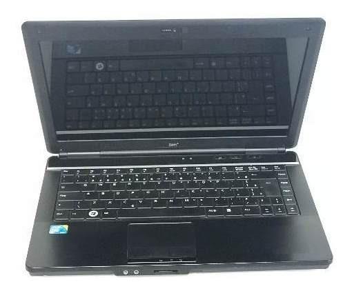 Notebook Positivo Sim+ Dual Core 4gb Hd 500gb Hdmi - Cod6