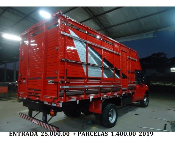F4000 4x4 2019 Boiadeiro Entrada 25.000.00 + Parcelas