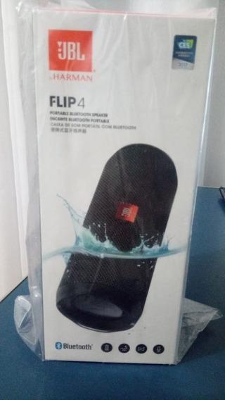 Jbl Flip 4 - Bluetooth A Prova D