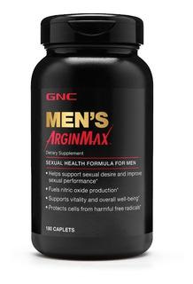 Arginmax Salud Sexual Ginkgo, Ginseng 180 Capsulas G N C