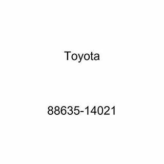 Enfriamiento Del Motor Y Control De Clima Toyota 88635-14021