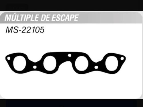 Empacadura Multiple Escape Fiat Regata1.6/tempra F.i/brava