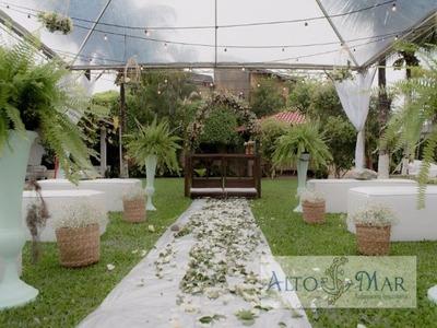 Linda Casa Para Festas De Casamentos - Ca00030 - 4498787