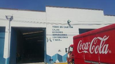 Funcional Bodega En La Zona Industrial En San Luis Potosã