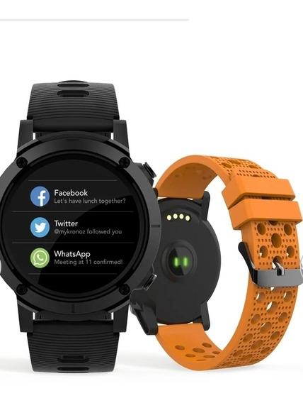 Relógio Seculus Smartwatch Com Função Gps Original