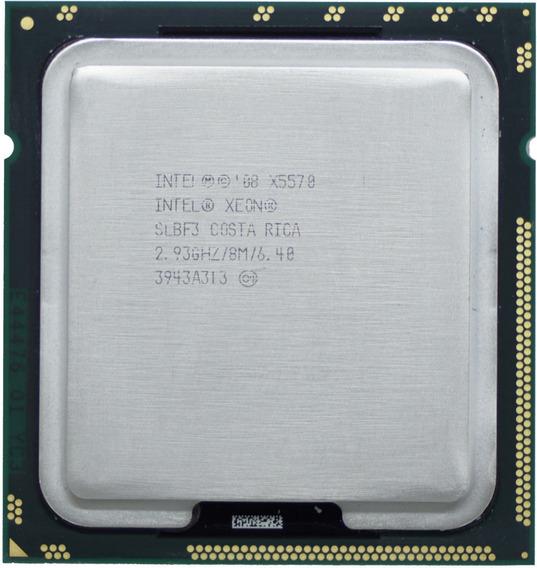 Process Intel Xeon X5570 @2.93ghz 4c/8t Lga1366