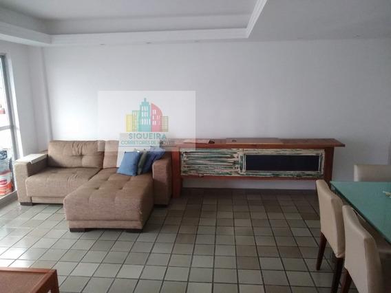 Apartamento Para Alugar No Bairro Boa Viagem Em Recife - Pe. - 1102-2
