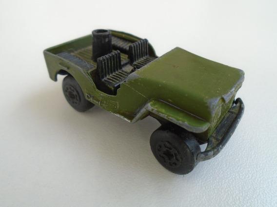 Autito Coleccion Jeep Matchbox
