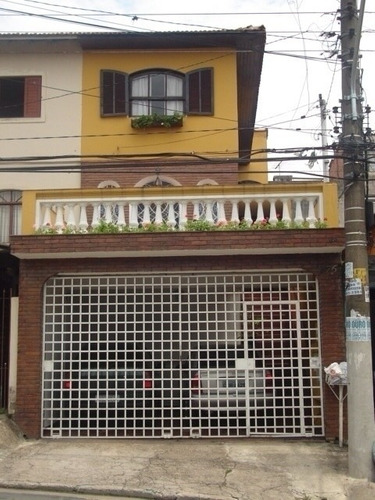 Imagem 1 de 13 de Casa Para Venda No Jardim Ana Maria - 2458